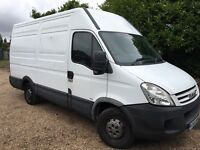 IVECO Daily 35S12 MWB 2287cc Turbo Diesel 5 speed manual panel van 56 Plate 01/12/2006 White