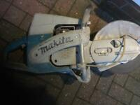 Makita concrete saw
