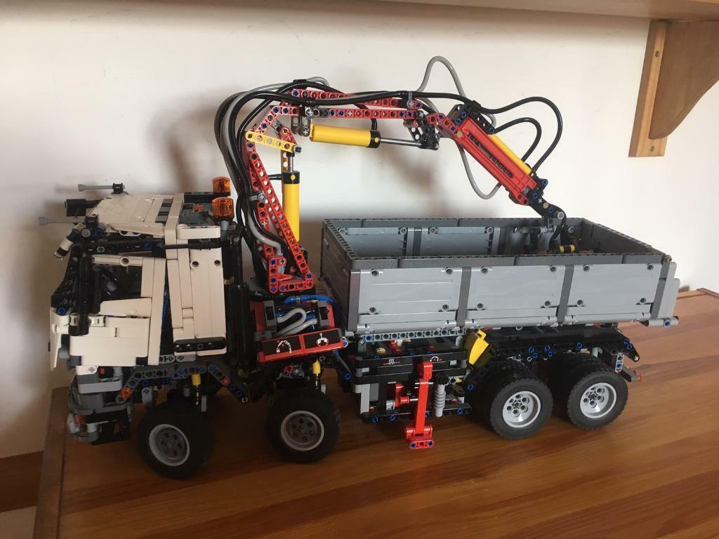 Lego technic Mercedes Benz Arocs truck    in Dartford, Kent   Gumtree