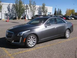 2015 Cadillac CTS 3.6L  AWD  Leather  Sunroof  NAV