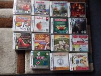 nintendo ds games £2 each sold seperate