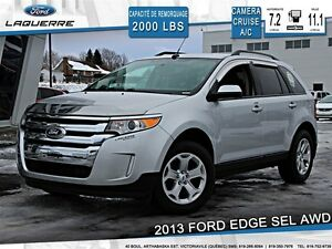 2013 Ford Edge **SEL*AUTOMATIQUE*CRUISE*CAMERA*A/C**