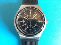 Swatch Watch Irony Sistem 51 Arrow Mens Gents Automatic. Seiko Rolex G Shock Diesel Classic 50s 60s