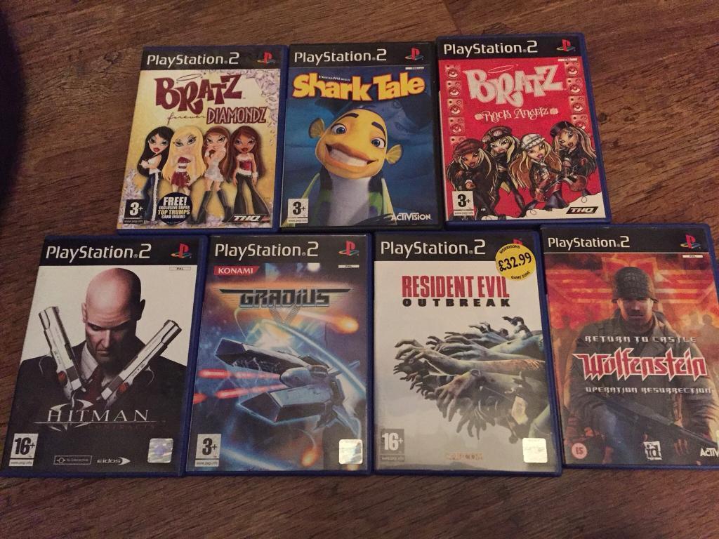 Great Playstation 2 Bundle
