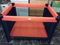 Redkite Folding Portable Cot Bed with Carry Bag