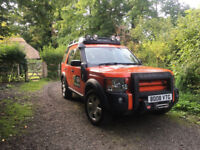 Landrover Discovery G4 HSE TDV6