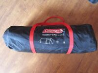 GELERT 3 man tent coastline 3 plus, in excellent condition