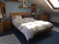 Unfurnished attic room in spacious, comfortable St Andrew's House share available from Mid-October