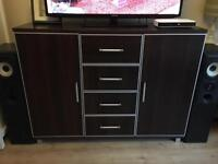 Chest of drawers + coffee table