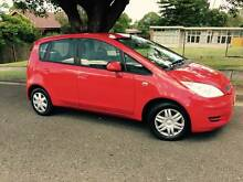 2006 Mitsubishi Cold Hatch Auto LONG REGO Low Ks LOGBOOKS A1. Meadowbank Ryde Area Preview