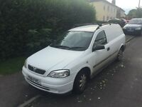 Breaking/Spares All parts available 2001 Vauxhall Astra Ls Dti 1.7 Diesel Van