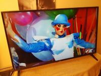 LG 43 inch 4K Ultra HD HDR Smart LED TV With Freeview HD / Freesat HD ( Model 43UJ630V)!!!