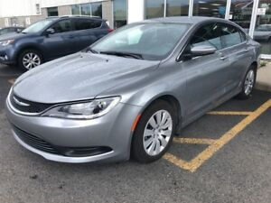 2015 Chrysler 200 LX BLUETOOTH 7701KM!! WOW