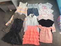 Large Bundle Of Girls Clothes *10-12 Years*