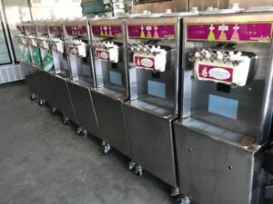 8-TAYLOR 794-33 SOFT ICE CREAM / FROZEN YOGURT MACHINES!!