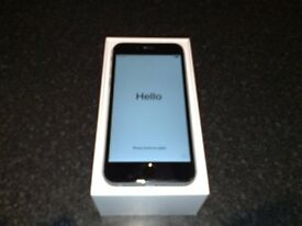 IPHONE 6 16GB SPACE GRAY 3 NETWORK FULLYBOXED £170