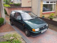 Spares or Repair 1998 VW polo