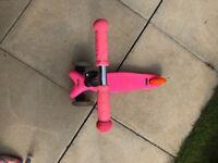 Mini micro 3in1 (pink)