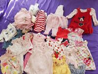 Baby girl assorted bundle. 3 - 6 months clothes all in very good condition. Per free smoke free home