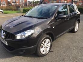 2010 NISSAN QASHQAI 1.5 DCI NEW SHAPE STARTS AND DRIVES PERFECT