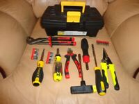 TOOLBOX AND HOST OF NEW TOOLS