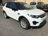2015 LANDROVER DISCOVERY SPORT SE TD4 SPARES OR REPAIRS 7 SEATER 1 PREVIOUS OWNER