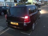 VAUXHALL ZAFIRA 2010 ACTIVE 7 SEATER ONLY 69K FULL SERVICE HISTORY MINT CONDITION
