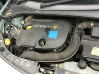 2008 Renault Clio 1.5 dci Diesel engine - can post