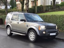Land Rover Discovery 3 XS - Diesel 2.7 Td V6 Automatic - Full Leather, 12 Mnths MOT