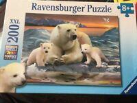 4 X Puzzle Bundle - 8+ Kids Nature Puzzles & BBC Earth Penguin Puzzle ***Priced for Quick Sale ***