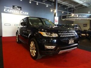 2014 Land Rover Range Rover Sport HSE / NAVIGATION / 360' PARK A