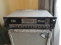 Ampeg SVT4 Pro (rack case and tuner available)