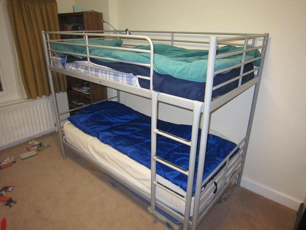 Ikea Svarta Bunk Bed In North West London London Gumtree