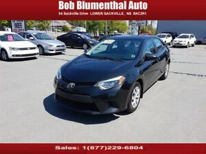 2014 Toyota Corolla LE Auto w/ Heated Seats, Bluetooth, Back...