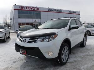 2015 Toyota RAV4 Limited TOYOTA CERTIFIED PRE OWNED