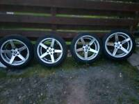 Bmw wheels R18