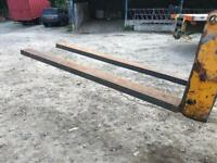 Forklift extension forks heavy duty