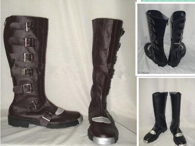 Battlestar Galactica Costume (classic version of Battlestar Galactica Cosplay Boots Custom-Made)