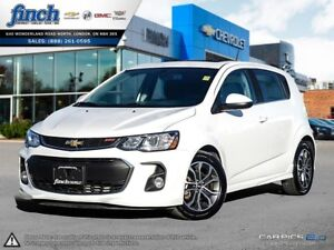 2017 Chevrolet Sonic LT Auto RS|SUNROOF|BLUETOOTH|BACK UP CAM