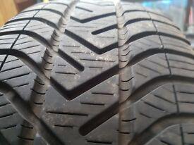 pirelli winter tyre , good tread 205 55 16, also other tyres