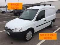 2010 VAUXHALL COMBO 1.3 CDTI / NEW MOT / PX WELCOME / NO VAT / FINANCE AVAILABLE / WE DELIVER
