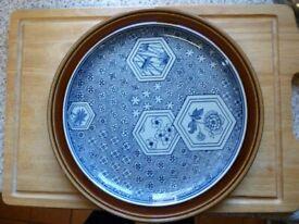 WANTED Hunam pattern plates