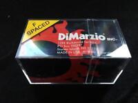 DiMarzio F Spaced Evolution Neck Humbucker (Black)
