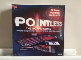 Pointless The Board Game - Brand New