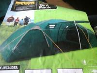 Halford 4 birth tent cost me £179 6 months a go 2 -3 rooms
