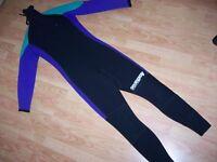 Gul Seaspray quality wetsuit. ( as new , worn once )