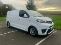 2017 Toyota Proace Comfort 1.6d4d Only 32.000 miles one owner from new