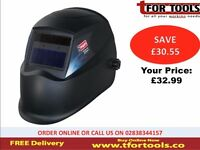 Sealey S01000 Welding Helmet Auto Darkening Shade 11