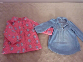 Next coat girl 18-24 months