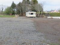 'Horse Park Campsite, Touring Caravan/ Motorhome Parking & Storage Facilities